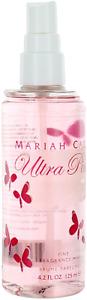 Ultra Pink By Mariah Carey For Women Body Mist Perfume Spray 4.2oz Shopworn New