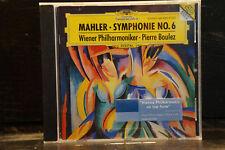 G. Mahler - Symphonie Nr.6 / Boulez/Wiener Philharmoniker