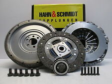CLUTCH KIT FIT VW	GOLF PLUS 2005-2006	2.0 FSI 150HP PETROL SOLID FLYWHEEL