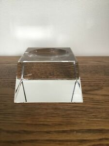 Mova Globe Glass Base 3 inches