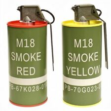G&G Replica M18 Dummy Airsoft Smoke Grenade Prop BB Container G-07-045