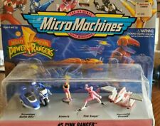 Micro Machines Mighty Morphin Power Rangers #5 Pink Ranger