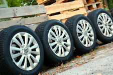NEU 4x Winterräder VW POLO 9N Fox SKODA FABIA SEAT IBIZA 6L FULDA Winter Reifen◄