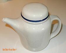 Thomas Family Blue Blau Kaffeekanne Kanne 1,2 Liter Kanne