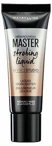 Maybelline Master Strobing Liquid Highlighter Medium/Nude - 25ml
