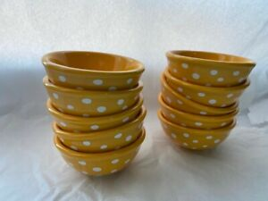 """The PIONEER WOMAN WHIMSY Dip Prep Condiment Bowls NEW 3.1"""" New YOU CHOOSE"""