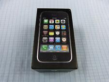 Apple iPhone 3GS 32GB Schwarz! Gebraucht! Ohne Simlock! TOP! OVP! Imei gleich!
