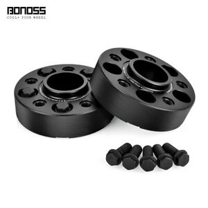 (4) 40mm BONOSS Hubcentric Wheel Spacers for Mercedes Benz