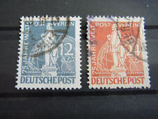 Germany - Berlin Couple Heinrich v. Stephan Stamps Year 1949 used