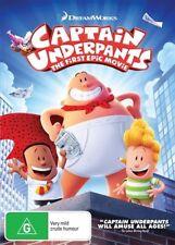 Captain Underpants (DVD, 2017)