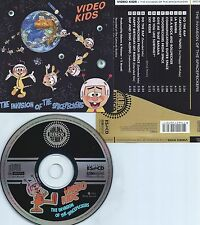 VIDEO KIDS-THE INVASION OF THE SPACEPECKERS-1984-REM.IN 2007-ESON 200707-2-CD-M-