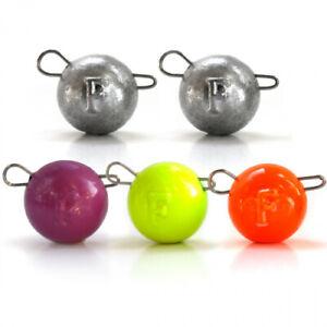 FANATIK Cheburashka Leads fishing Weights Ball Jig Head Sinker 0.04 oz.-2.65 oz.