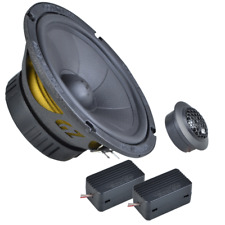 Ground Zero GZIC 165.2 165 mm 2-Wege Komponenten-Lautsprechersystem NEU & OVP