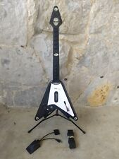PS2 PS3 Guitar Hero Ant Commandos TAC Flying V Controller Dongle Strap