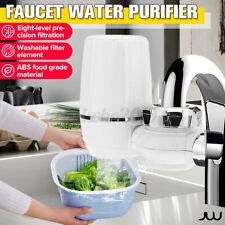 Wasserfilter f/ür Wasserhahn K/üche Armatur 14 5 cm 2 L//min Wasserhahn Wasserfilter Wasserfilter Wasser-Filtersystem f/ür Leitungswasser 11