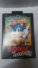 ** Sonic the Hedgehog (Sega Genesis, 1991)