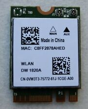 Dell DW1820A BCM94350ZAE 5G Dual Band 867Mbps M.2 NGFF Wireless WiFi Card - W042