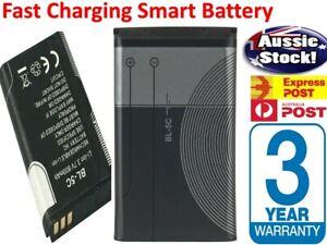 Battery for Nokia BL-5C BL5C Asha 202 203 205 C1-00 C1-01 C1-02 C2-00 C2-01 OZ