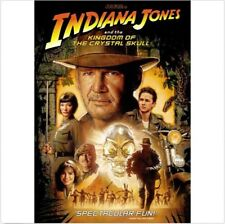 Indiana Jones and the Kingdom of the Crystal Skull (DVD, 2008, Widescreen)