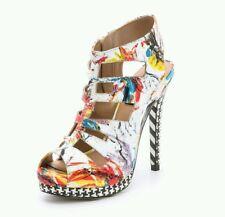NEW Alejandra G. Women's 39.5 / 9 Tyrese Jawbreaker Stiletto Heel Rare Sold Out