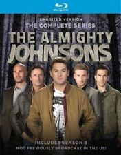 Almighty Johnsons The Complete Series - Comedies Blu-ray