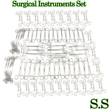 182 Pieces Surgical Instruments Set