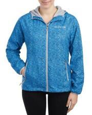 Manteaux et vestes bleu à capuche pour femme