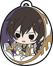 Code Geass Emperor Lelouch Rubber Egg Phone Strap Anime Manga NEW
