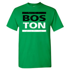 Boston Celtics Run Boston City Men's T Shirt