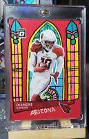 2020 Donruss Optic DeAndre Hopkins CUSTOM Stained Glass SP #1/1 Cardinals!