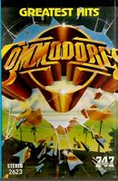 Commodores .. Greatest Hits. 747 cassette. Import