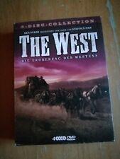 western dvd, Serie, 4-Disc-Collection,ca.710 Min., sehr guter Zustand,Nichtrauch