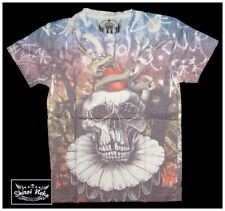 Wonder of Death Minute Mirth Street T-shirt The King Is Back Shiroi Neko Medium