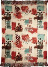 """Throw Blanket - 51"""" x 55"""" - Beautiful Designs - Huitru"""