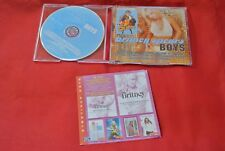 Boys [Single] by Britney Spears (CD, Sep-2002, Jive) Import Australia CD