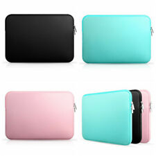 "Laptop Notebook Cover Sleeve Case Bag For MacBook Air/Pro 11""/13""/15""/15.6"" PC"