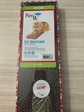 "New listing Pet Rx Cat Scratcher with Catnip, 1.5"" X 5"" X 16"""