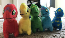 McDonald's Neopets Red Yellow Green Blue Starry Chomby Chombies *No Codes*