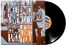 """Boy George 12"""" Jesus Loves You - Sweet Toxic Love 4 Track Vinyl 1992 UNPLAYED"""