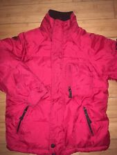 GAP Boys Red Supper Worm Winter Jacket Age 5-6