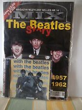 "the beatles""on cover,Polish mag.Mix 1. dble cd""with the+please..neuf scellé rare"