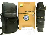 Nikon AF-S Nikkor 70-200mm f/2.8 G ED VR II Lens