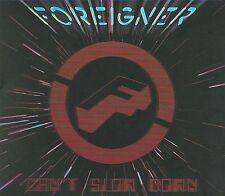 Can't Slow Down/Foreigner/new 2 cd plus dvd/greatest hits,new music,& live dvd