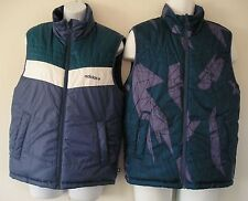 nwt~Adidas SC REVERSIBLE PADDED Vest Jacket Winter snow ski waist coat~Mens sz M