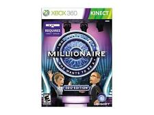 Who Wants to Be A Millionaire Xbox 360 Game