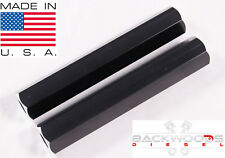 Billet Tie Rod Sleeves for 1999-2010 Chevy GMC 6.6l Duramax 2500/3500 H1 Hummer