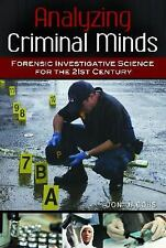 Analyzing Criminal Minds: Forensic Investigative Science for the 21st -ExLibrary