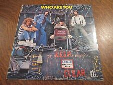 33 tours THE WHO who are you