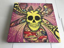 "Greenhorn – I Want More Anchorless – ALR Vinyl, 10""  Splatter - MINT"