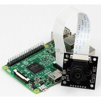 OV5647 NoIR Camera Board /w M12x0.5 mount for Raspberry Pi 3 /B / B+ / 2 Model B